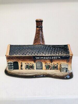 Moorcroft. Pottery Works. Great. With Box. Ltd .Ed. No 69 Of 100. 6x5 Inches. • 120£