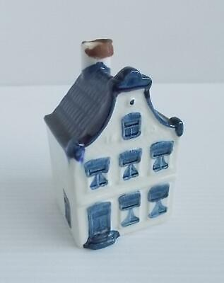 KLM Rynbende Delft Number 5 Empty Handpainted Miniature House  • 14.99£
