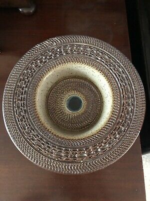 Stunning Purbeck Studio Pottery Bowl • 13£