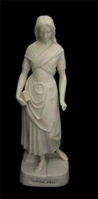 Little Nell C19th Parian Figure By Copelands • 245£