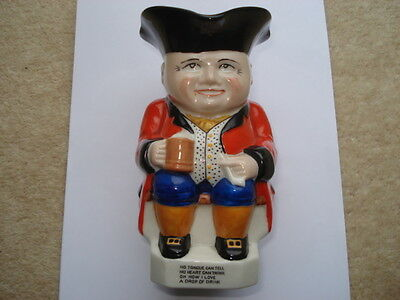 W.h.goss Third Period 160cm Size Toby Jug With Verse  • 145£