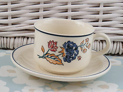 X1 BOOTS CAMARGUE Tea Cups And Saucers - Multiple Available • 7.99£