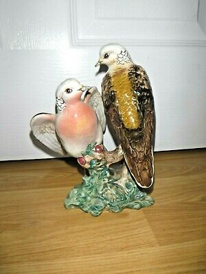 Exquisite Beswick TURTLE DOVES ~ 1022 ~ Excellent Condition ~ 1st Quality • 120£