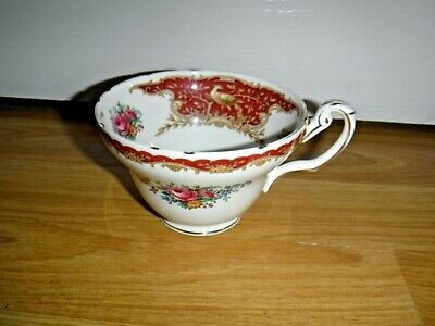 Foley China MONTROSE Breakfast Cup ~ Excellent • 9.99£
