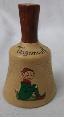 Vintage Manor Ware Pixie Bell. Teignmouth.  • 1.99£