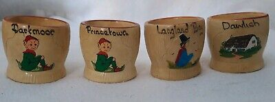 Vintage Manor Ware Egg Cups.?? • 4.99£