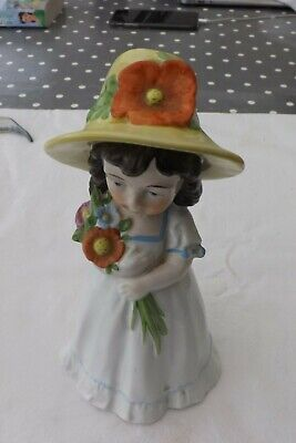 Graefenthal Germany Fine Porcelain China Study Of A Pretty Young Girl 20cms High • 69.99£