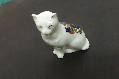 Botolph Crested China Cat Brighton Crest 6cms High • 19.99£