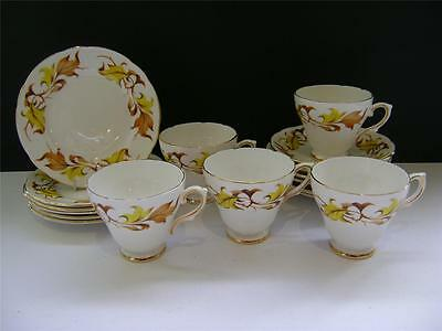 Pretty 17 Piece Part Tea Set By Sutherland. • 29£