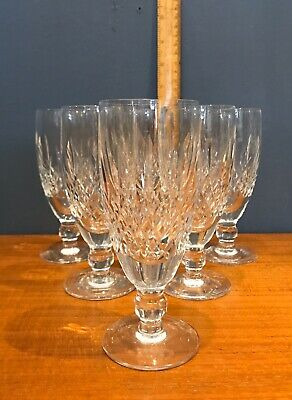 Set Of Waterford Crystal Colleen Champagne Flute • 100£