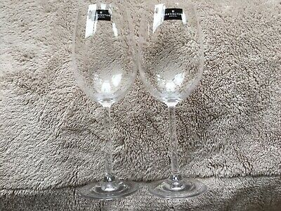 Dartington Crystal Wine Glasses • 11.99£