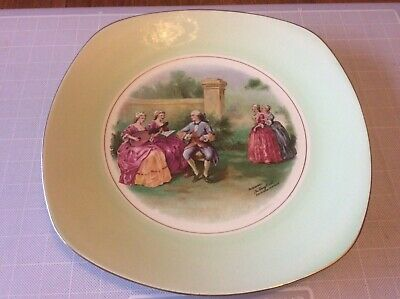 Midwinter Stylecraft Fashion Tableware Shape Plate Dutch Scene • 8£