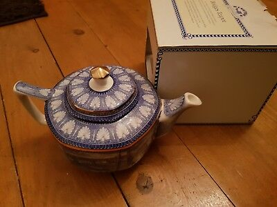 Ringtons Bridges Teapot By Wade Ceramics, 1 1/2 Pint Capacity, VGC • 14.99£
