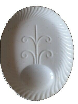 Wilkinson Oval Plate With Legs Very Unusual 12.5 In By 9.25 Inch • 0.99£