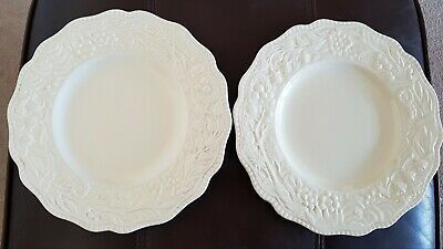 2 Crown Ducal Ware Dinner Plates • 10£
