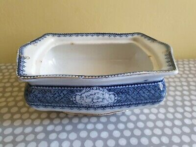 S Hancock & Sons Corona Ware  Laurel  Tureen • 11£