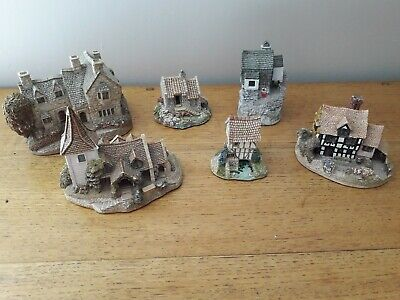 Lilliput Cottages Unboxed And Used • 30£