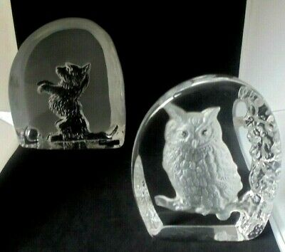Quality Crystal From Scotland Paperweight/ornament Scottie Dog Design • 9.99£
