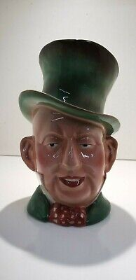 Large Beswick Toby Jug Mr Micawber Deeds 9  Dickens Character Ex Condition • 15£