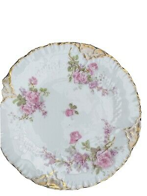 Limoges 9in Plate • 2£
