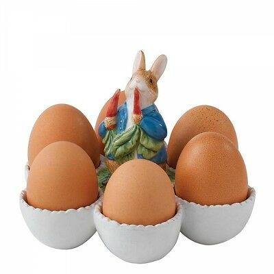 Border Fine Arts Studio A23641 Beatrix Potter Peter Rabbit Egg Holder New • 29.50£