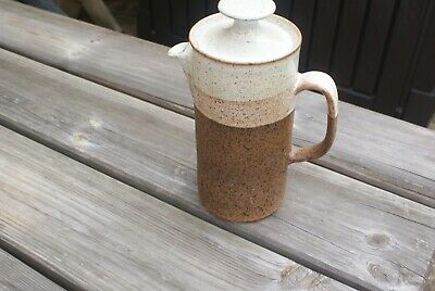 Large Coffee Pot Iden Pottery Rye • 8.99£