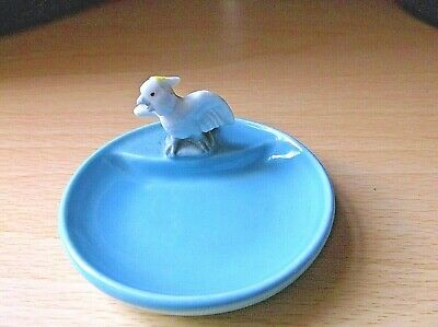 Wade Blue Pin Tray  Cockatoo Whimsie • 4.99£