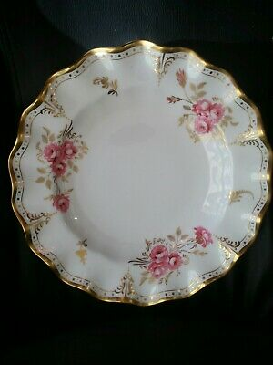Royal Pinxton Roses Plate .  A.1155 XLIX  10 Inches. Excellent Condition. • 0.99£