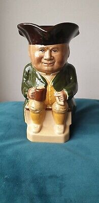 Large Toby Jug Wood And Sons • 12£