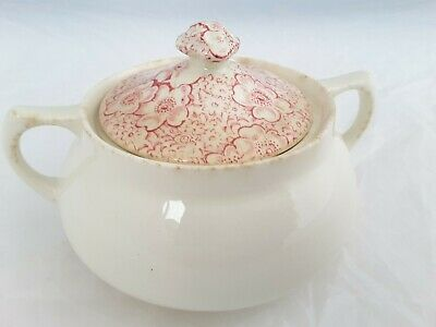 Vintage Crown Ducal Ware England Bowl With Lid • 1.99£