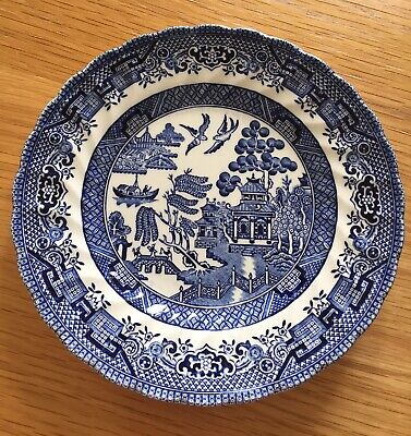 Royal Wessex Willow Pattern 6 Inch Side Plate • 0.99£