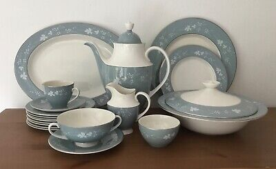 Royal Doulton 'Reflection' (TC1008) Dinner Service - Select From A Large Range • 9.90£
