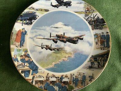 Royal Doulton RAF  Collectors Plate Limited Edition • 5£