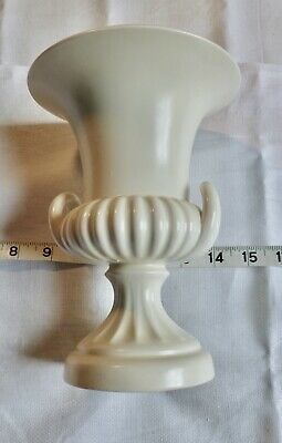 Beswick Urn-Shaped Vase, Ivory Stoneware, Circa 1920s, Excellent Condition  • 25£