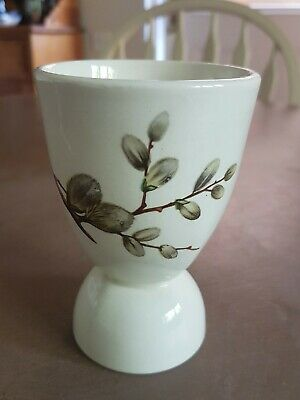 Midwinter Double Ended Egg Cup Pussy Willow Pattern • 25£