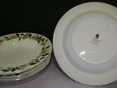 Beautiful Set Of 6 X 8  Rimmed Dishes In  Beaconsfield  Design By Wedgwood. • 25£