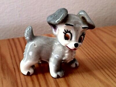 Wade Whimsies Scamp Dog Disney Lady And The Tramp • 5.49£