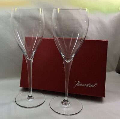 BACCARAT St. Remy Wine Glasses...8 Available...New Condition, No Boxes • 42.42£