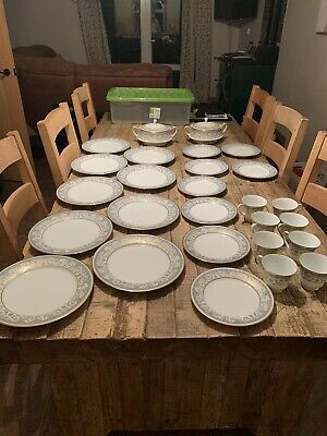 Noritake  Dinner And Tea Service Polonaise 2045 26 Piece • 165£