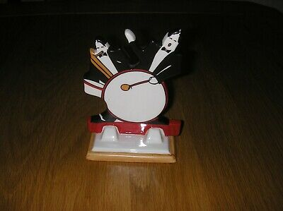 Hand Painted Clarice Cliff Bizarre Age Of Jazz Figurine By Wedgwood In Mint Con • 43£