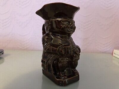 Toby Jug Treacle Glazed • 12.99£