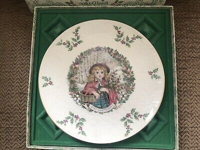 Royal Doulton 1978 Christmas Plate • 10£