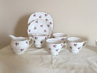 Colclough Bone China Tea Set • 12£