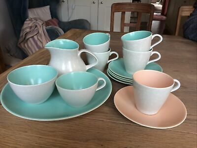 Lot Poole Pottery Twintone • 8£