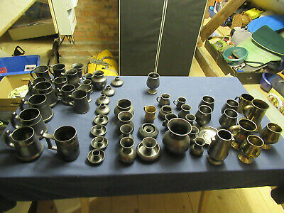 Large Collection Of Vintage Prinknash Abbey Pottery  (collect Only NG16 1EA) • 10£
