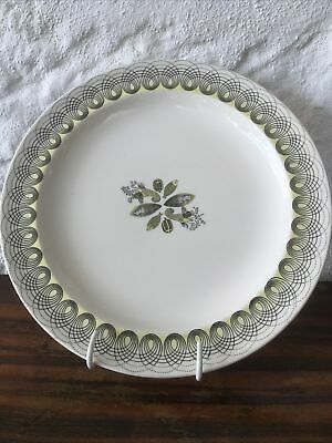 Eric Ravilious Persephone Yellow Dinner Plate • 25£