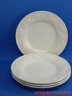 4 X British Home  Lincoln Dinner  Plates 10 Good Condition  • 28£