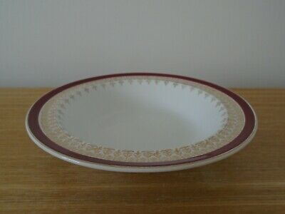 Alfred Meakin Glo-White Ironstone 16.5cm Rimmed Bowl • 3£