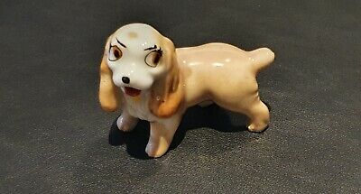 Wade Porcelain Disney Lady (from Lady And The Tramp) • 12£
