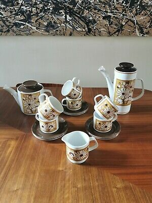 J&G Meakin Shangri-La Tea & Coffee Set  • 40£